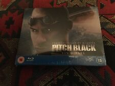 Pitch Black steelbook, U.K. Import, region free