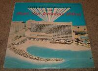Arturo Somohano At The Hotel San Jeronimo Hilton~Puerto Rico Philharmonic~VG++