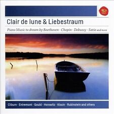 Clair de lune & Liebestraum (CD, Oct-2010, RCA Red Seal)