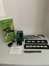 """Wolverine 35mm Film to Digital Converter (14MP-GREEN) 2.4"""" COLOR LCD F2D-14"""