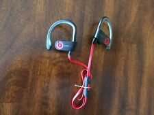Beats by Dr. Dre Powerbeats 2 Wireless Bluetooth Headphones Black/Red GENUINE