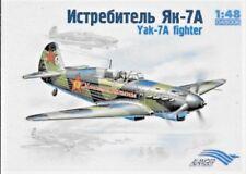 Soviet YaK-7A WW II Fighter 1/48 Scale Alanger 48006