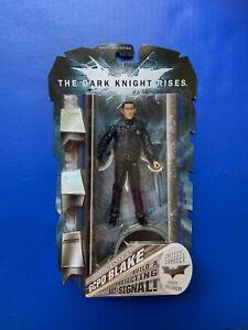 The Dark Knight Rises GCPD Blake Movie Masters Figure Mattel Batman New