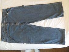 LEVIS CARPENTER SIGNATURE Blue Jeans Size 44 x 30