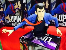 LUPIN THE THIRD OPENING VIGNETTE LUPIN III FIGURE BANPRESTO 2016