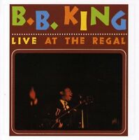 B.B. King - Live at the Regal (1994)  CD  NEW/SEALED  SPEEDYPOST