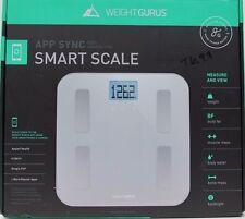 Smart Scale App Sync Weight Gurus  Open Box