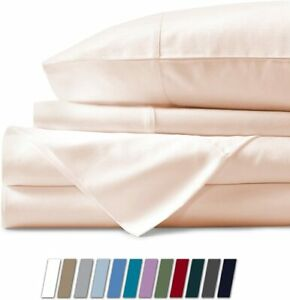 Mayfair Linen 1000 Thread Count Best Bed Sheets 100% Egyptian Cotton Sheets Set