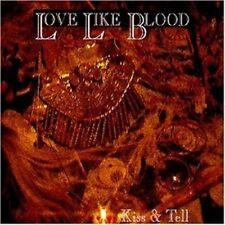 Love Like Blood Kiss & Tell (1992) [Maxi-CD]