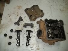 2008 SUZUKI KING QUAD 750 4WD ENGINE HEAD CAM VALVES (READ BELOW)