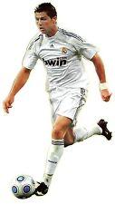 "33"" XXL Huge Cristiano Ronaldo JUMBO Size Wall Sticker (95x56cm)"