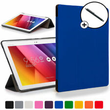 Custodie e copritastiera blu pieghevole per tablet ed eBook ZenPad