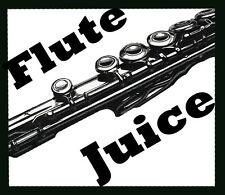 FLUTE JUICE - PREMIUM KEY, JOINT & PAD OIL - GREAT FOR PICCOLOS TOO!