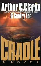 Cradle by Arthur C. Clarke and Gentry Lee (1988, Hardcover)