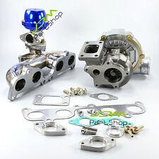 Turbo Manifold + F38 38mm Wastegate + GT35 oil Turbo for Toyota 2RZ-FE 3RZ-FE
