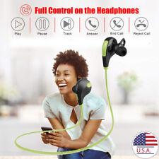 Universal Wireless Bluetooth Headset Sport Stereo Handsfree Headphone US Stock