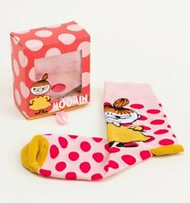 Official Moomin Little My Socks