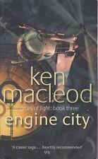 KEN MACLEOD - ENGINE CITY (ENGINES OF LIGHT PART 3)