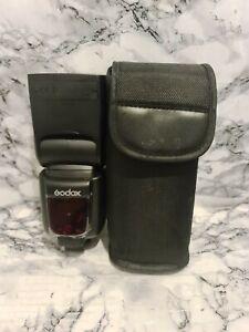 Godox TT685s Flash Speedlite For Sony Cameras [Hot Shoe Mount] - Black