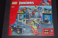 LEGO Juniors 10672 - L'Attaque de la Batcave