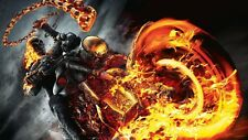 Ghost Rider Poster Length :800 mm Height: 500 mm SKU: 4158