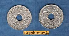 Troisième République, 1871-1940 25 Centimes Lindauer Cmes Souligné 1915 TB TTB