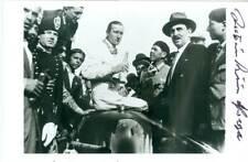ANTONIO BRIVIO-SFORZA ORIG SIGNED PHOTO:  PRE-WAR GRAND PRIX-DRIVER