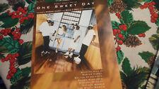 Mariah Carey & Boyz II Men One Sweet Day 1995  Photo Sheet Music