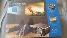 Proiettore LED portatile - presentazioni commerciali