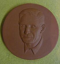 Meissen DDR Medaille - Dr. Theodor Neubauer - 1890 - 1945 - im Etui