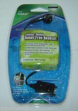 GEMINI BLACK Cell Phone Hands Free headset NOKIA NIP