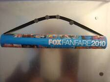 FOX FANFARE TUBE SDCC 2010 Comic Con Fringe Glee MINT