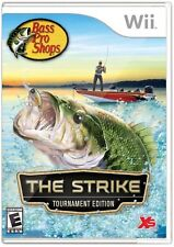 Bass Pro Shops: The Strike -- Tournament Edition (Nintendo Wii, 2011)