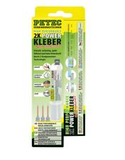 Petec 93510 2K POWER Kleber mit Doppelspritze - 11ml Tube
