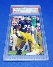 🏈1993 Classic 4 Sport Collection Lincoln Kennedy #99 GEM MINT PSA10*
