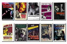Hammer - Horror Film Poster Postcard Set # 2