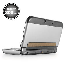 Aluminium Protective Hard Shell Skin Case Cover for New Nintendo 3DS 2015 Silver