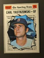1970 Topps #461 Carl Yastrzemski All-Star Boston Red Sox HOF EX