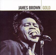 Gold by James Brown (R&B) (CD, Jun-2007, 2 Discs, Polydor)