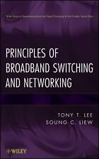 Principles of Broadband Switching & Networks