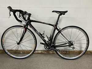 """Giant OCR-C1 Carbon Composite 18.5"""" Bicycle -Black/Red- Shimano Ultegra"""