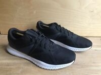 Mens Reebok Flexagon Fit Mesh Trainers Fitness Shoes UK 10 / EUR 44.5 Black/Grey