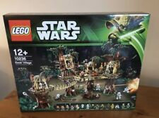 LEGO Star Wars 10236 Ewok Village Brand New Sealed Retired Set