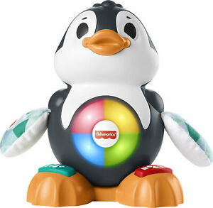 Fisher-Price Linkimals Cool Beats Penguin Musical Infant Toy Brand New Kid Gift