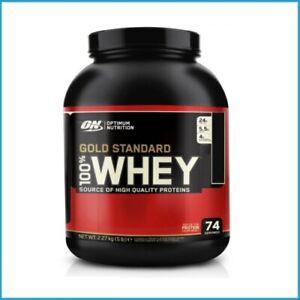 Optimum Nutrition Gold Standard 100% Whey Protein 2.27kg Milk Chocolate - 02-21