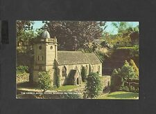 Vintage Colour Postcard The Church Model Village Bourton on the Water unposted
