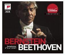 CD de musique classiques Leonard Bernstein