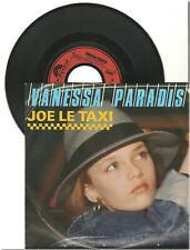 "Vanessa Paradis, Joe le Taxi, G/VG, 7"" Single, 9-2150"