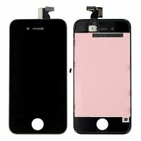 Replacement LCD Screen And Digitizer For Apple iPhone 4 in Black -Tools Included