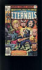 The Eternals 13 1st Gilgamesh Vfnm Hi Res Scans
